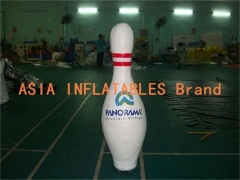 Inflatable Bowling Bottle 4 Foot High