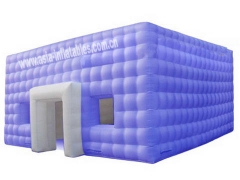 Light Purple Inflatable Cube