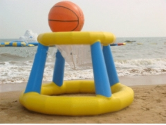 Inflatable Basketball Water Games
