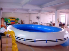 Piscina inflable reforzada