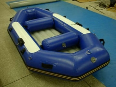 Barco de rafting inflable