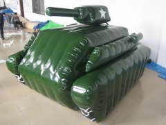 Tanque de paintball inflable