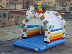Ir a cazar bouncer inflable