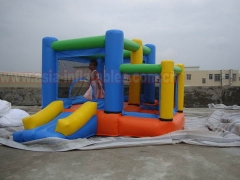 7 Foot Kids Inflatable Bouncer Slide