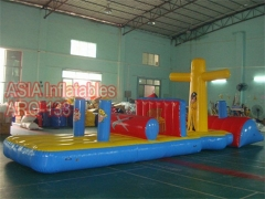 Barco pirata inflable