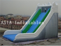 Tobogán inflable gigante everest
