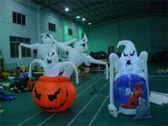 Halloween fantasmas inflables