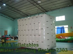 Iceberg cubo inflable