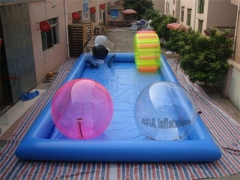 Gran piscina inflable
