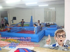 Piscina inflable personalizada
