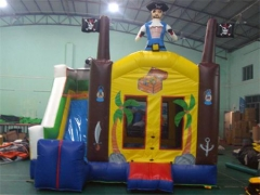 Combo pirata inflable