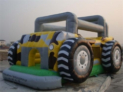 Bouncer inflable del tractor