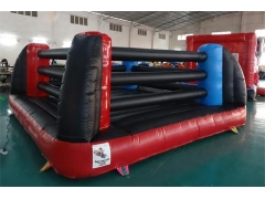 Anillo inflable inflable del boxeo