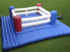 Anillo inflable del boxeo