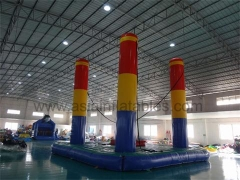 Bungee jumping inflable