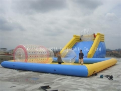 Rampa zumbante inflable