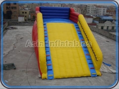 Rampa inflable zorb