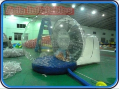 Tienda inflable inflable de burbujas