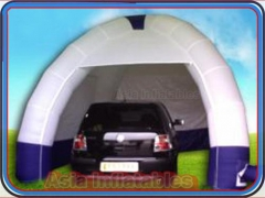 4m Wide Portable Inflatable Garage