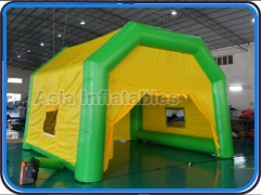 refugio inflable para automoviles francia