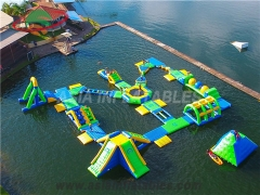 120 People Aqua Inflatable Park