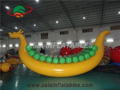 Big Inflatable Dragon Boat