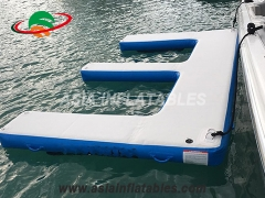 muelle inflable