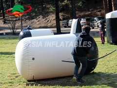 bunkers de paintball