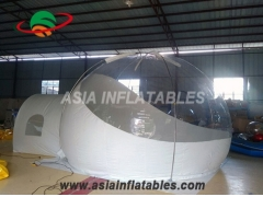 carpa burbuja inflable
