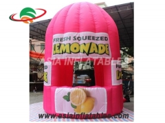 cabina inflable de limonada