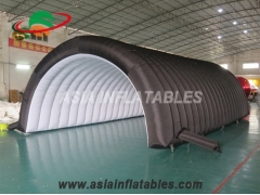 carpa túnel inflable