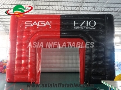 carpa cubo inflable