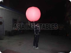 globo inflable led para eventos