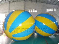 pelota de playa inflable