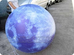 luna inflable