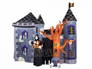 Inflatable Halloween Decoration