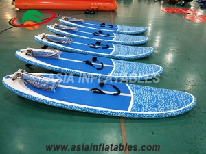 Inflatable Surfboards, New Design Standup Inflatable Sup Paddle Board With Pump and Durable, Safe.