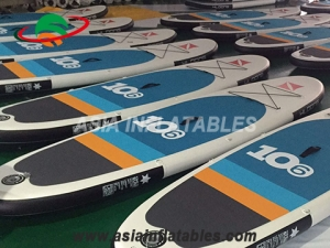 Inflatable Surfboards, Wholesale Surfing Inflatable Sup Stand Up Paddle Board Standup Surfboard Inflatable Paddle Board and Durable, Safe.
