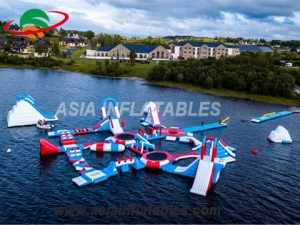 New Types Giant Water Aqua Park Floating Water Park Inflatables and Wholesale Price