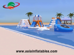 Best Custom Inflatable Water Parks Water Toys for Hotel Pool and wholesale price