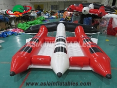 Air Sealed Inflatable Flying Fish Boat