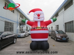 Inflable santa claus