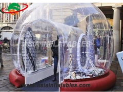 Inflatable Bubble Show Ball