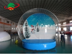 Christmas Inflatable Show Ball