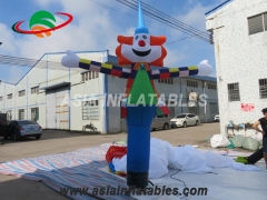 Inflable Payaso Bailarín Del Aire