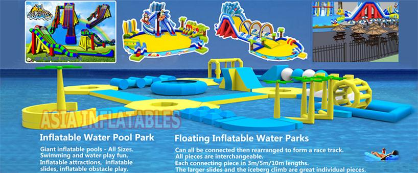 Inflatable Water Park