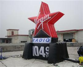 Red Star Inflatables